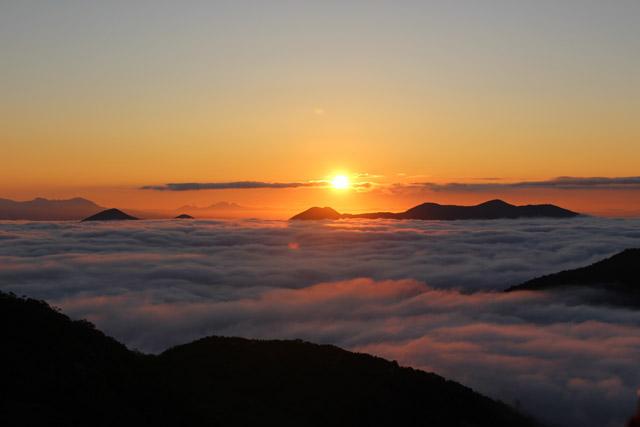 トマムの絶景 「雲海」