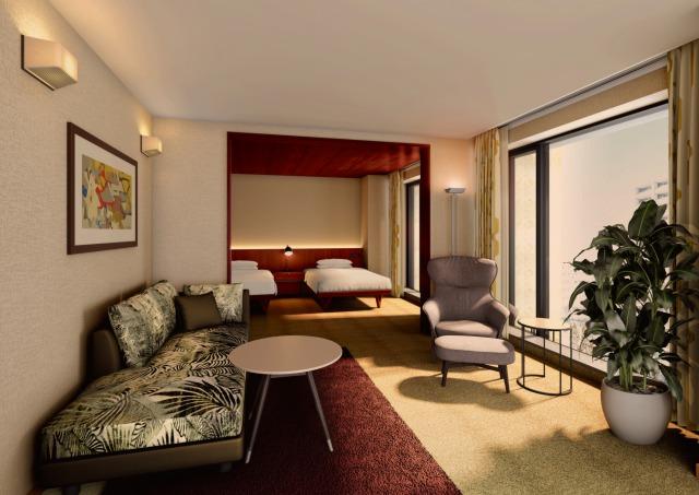 THE AOYAMA GRAND HOTEL(青山グランドホテル)