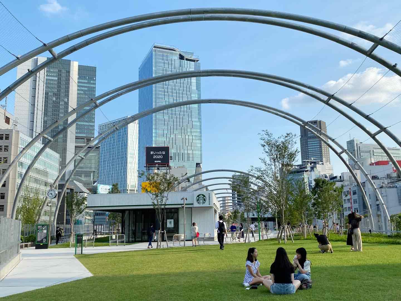<2021最新>新オープンスポット!東京で行くべき商業施設15選