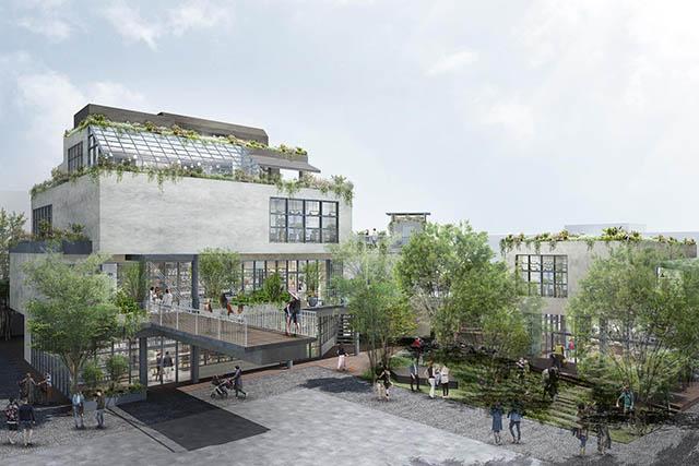 〈2021年11月オープン予定〉ライフスタイル提案型商業施設 イメージ
