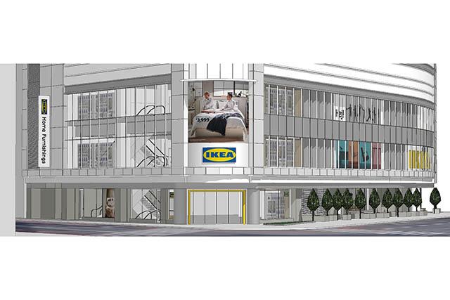 IKEA新宿 イメージ
