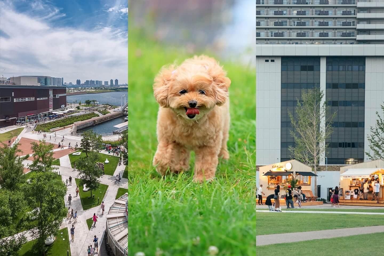 【東京】ペット同伴OKの施設・お出かけスポット20選|ルールやお役立ち情報も
