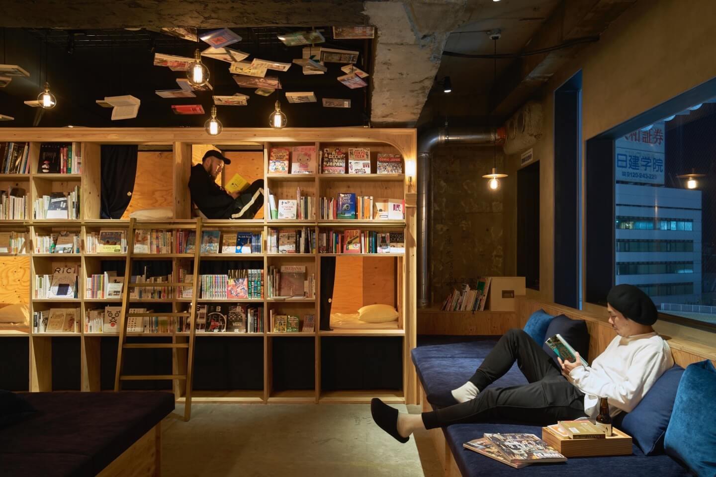 ひとりでおこもり読書!『ブックカフェ』東京都内おすすめ&穴場9選