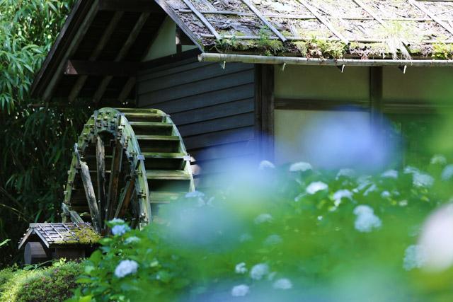 府中市郷土の森博物館 水車小屋