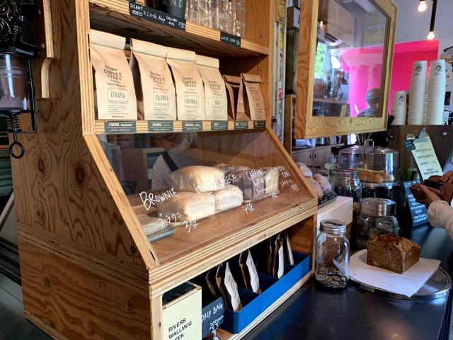 Little Nap COFFEE STAND(リトルナップコーヒースタンド) 店内の様子