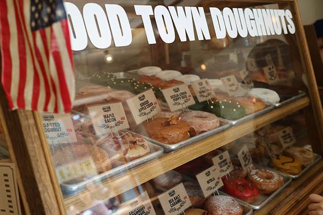「GOOD TOWN DOUGHNUTS」 ※写真は移転前のものです