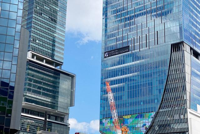 渋谷スクランブルスクエア(東棟)
