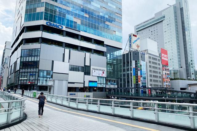 渋谷フクラス/東急プラザ