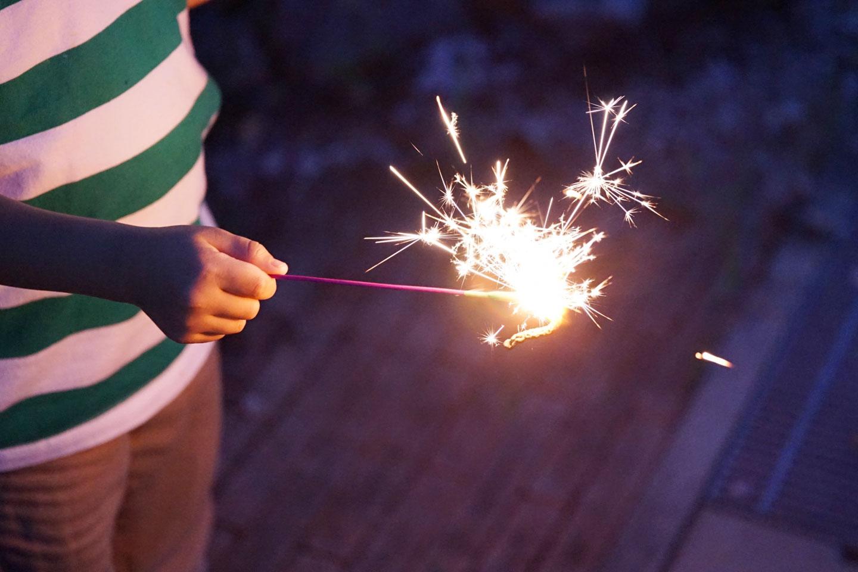 【大阪】手持ち花火を楽しむ!花火ができる大阪府内の公園6選