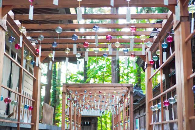 熊野大社の「かなで祈願祭」