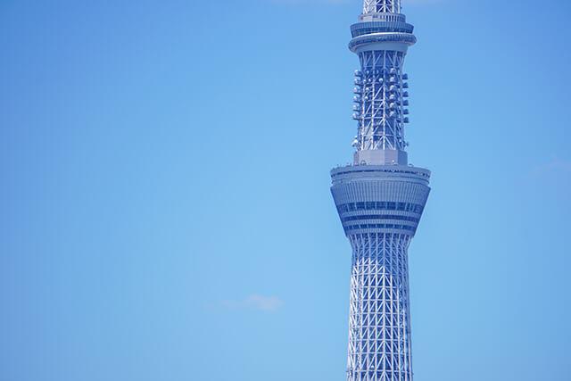 猿江橋からの眺め