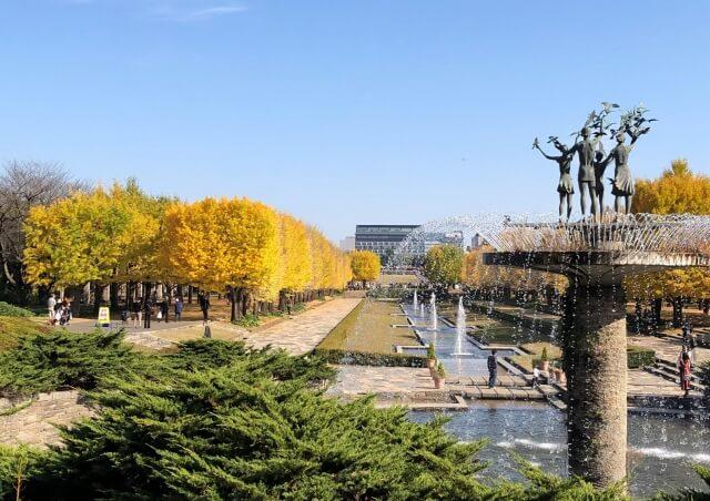 「国営昭和記念公園」