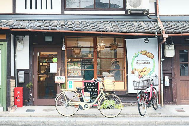 bread HOUSE Bamboo 外観