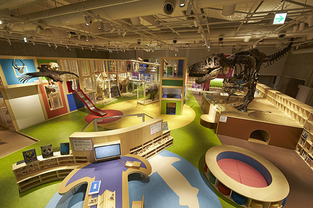 National Museum of Nature and Science (kids room)