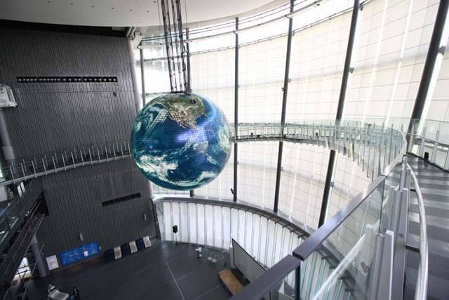 일본 과학 미래관