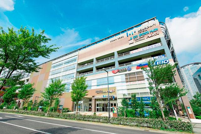 URBAN DOCK LaLaport 購物中心豐洲店