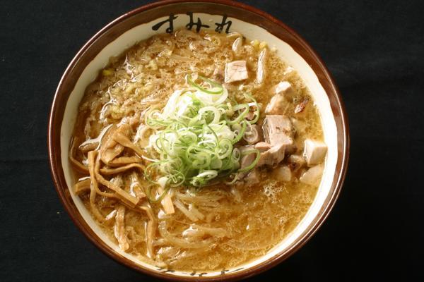 Sumire Sapporo-style Miso Ramen