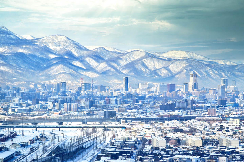 [홋카이도] 일본 최북단 겨울의 섬, 홋카이도 정복하기!
