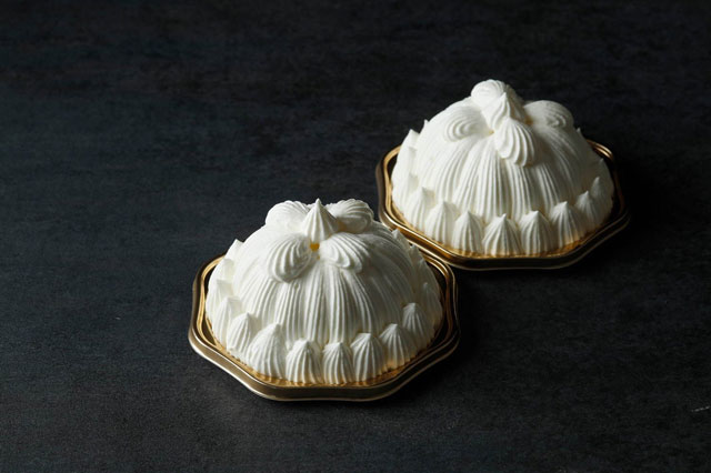 marron chantilly poire only available from Nov1st to Nov30th 2020