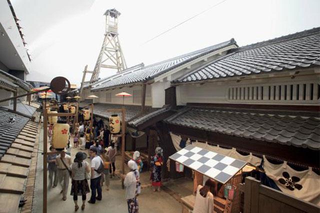 오사카 시립 주택 박물관
