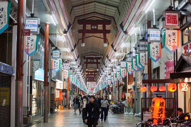 即使下雨天也能玩得超盡興!2020最新【大阪】雨備行程規劃