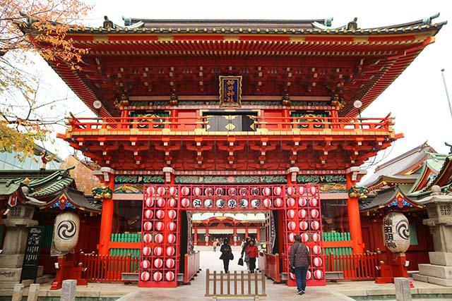 About Kanda Myojin Shrine