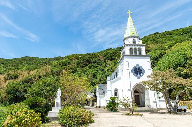 기독교의 투쟁 역사, 고토 열도