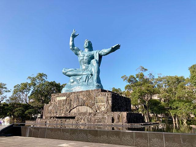 평화 공원 & 나가사키 원폭 자료관