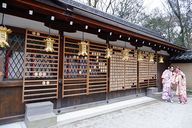 Kawai-Jinja Shrine