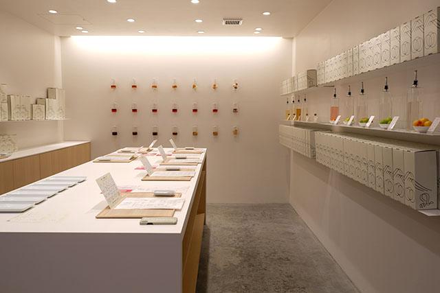 Inside the Choya Ume Specialty Shop