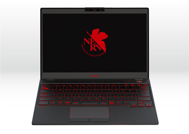 《新世紀福音戰士》Ⅹ「愛電王EDION」限定聯名商品 筆記型電腦