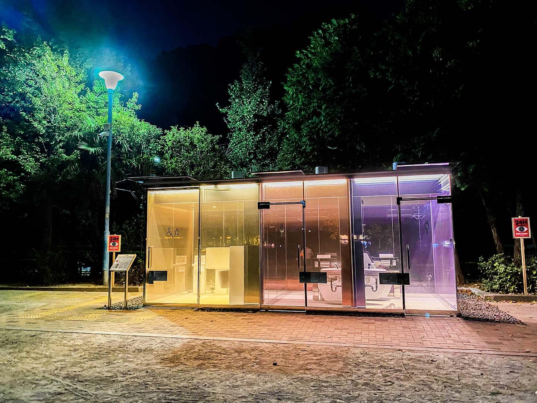 도쿄의 새로운 화장실 전시 프로젝트! 'THE TOKYO TOILET'