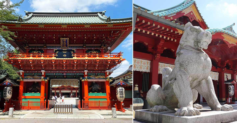 【近秋葉原】守護東京1300年的「神田明神」神社
