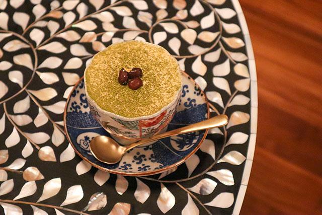 抹茶提拉米蘇