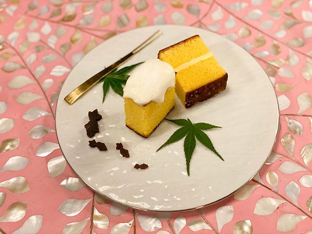 鮮奶油蜂蜜蛋糕