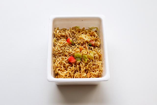 PEYANGU Black Spicy Seafood