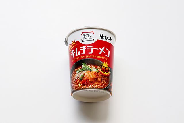 韓國宗家府 火辣泡菜麵(JONGGA REAL KIMCHI RAMEN)