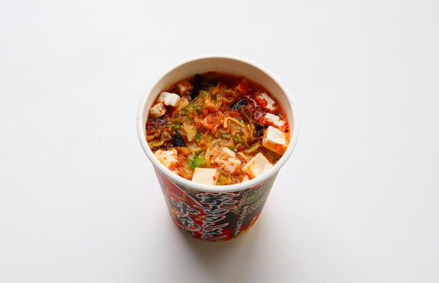 中古蒙古湯麵 (中本蒙古タンメン)