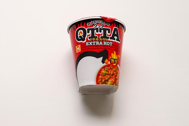QTTA EXTRA HOT拉麵(QTTAクッタ EXTRA HOTラーメン)