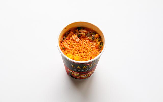 日清 辛海鮮(日清 とんがらし麺)