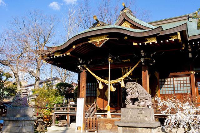 Gyoda Hachiman Shrine