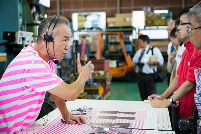 Tsubame Sanjo Factory Festival