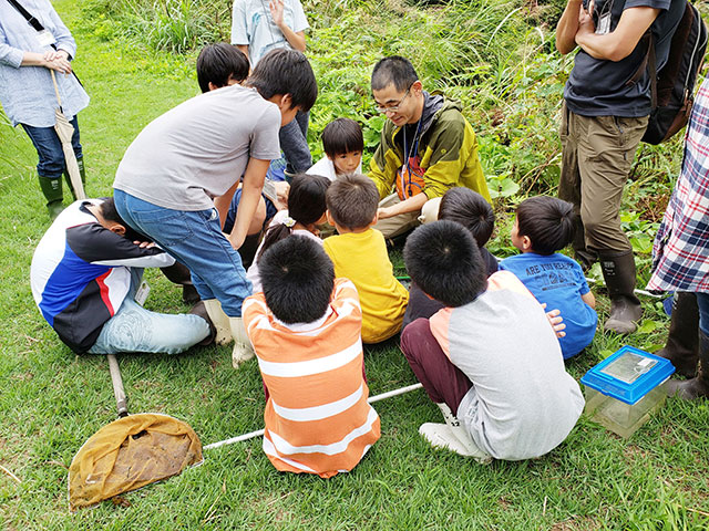 Echigo Matsunoyama Kyororo Forest School