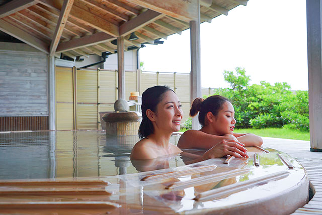 Senami Onsen (hot spring)