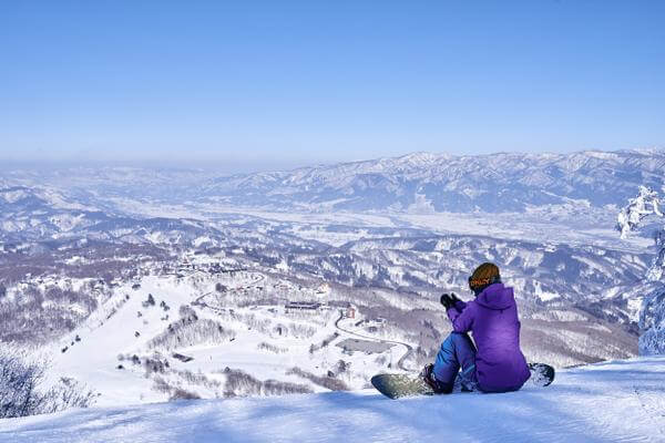 마다라오고원 스키장(斑尾高原スキー場)