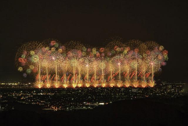 나가오카 불꽃축제