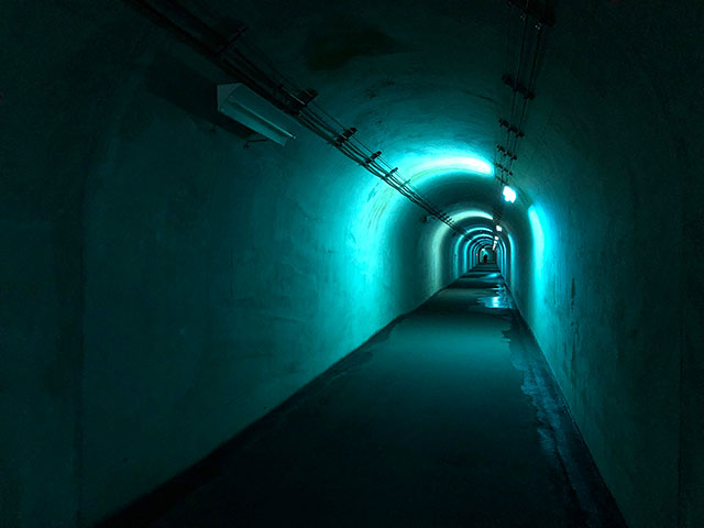 기요쓰쿄 ―Tunnel of Light, Ma Yansong