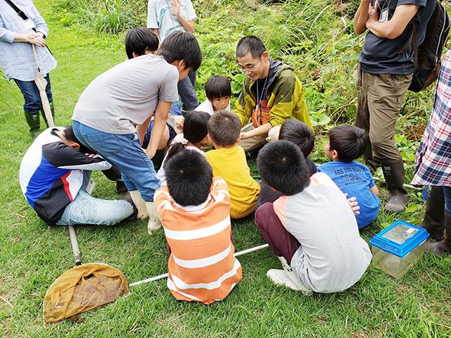 에치고마츠노야마 「숲의 학교」쿄로로