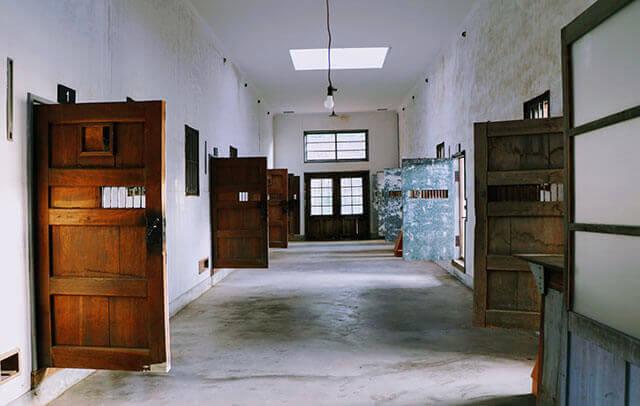 舊相川拘置支所