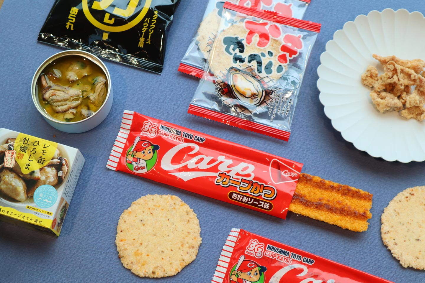 6 Best Snacks from Hiroshima That Go Well with Sake